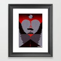The Killing Poster Framed Art Print