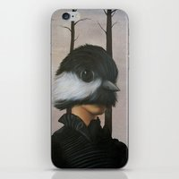 Tommy Nobody iPhone & iPod Skin