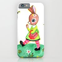 Rebecca Rabbit As Franco… iPhone 6 Slim Case