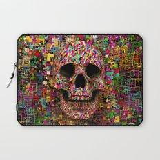 Pink Noise Laptop Sleeve