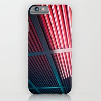iPhone & iPod Case featuring Lines by Gato Gris Games