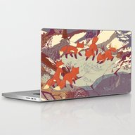 Fisher Fox Laptop & iPad Skin