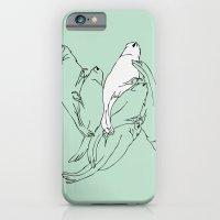 iPhone & iPod Case featuring Birdsong 6 by Lauren Peckham