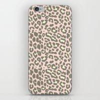 Missy Leopard iPhone & iPod Skin