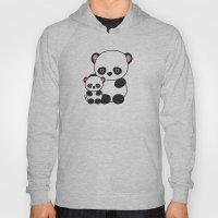 Panda Sweetness Hoody
