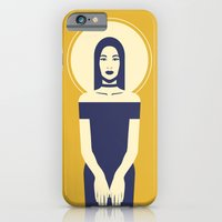 Phaedra Yellow iPhone 6 Slim Case