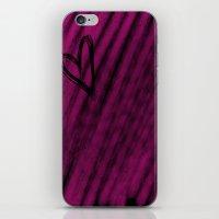 Heart Beat iPhone & iPod Skin