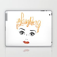 Bombshell Series: Laughter - Lucille Ball Laptop & iPad Skin