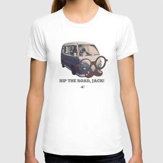 hip the road, Jack! T-shirt
