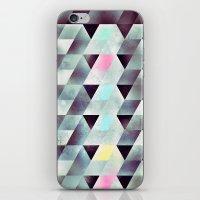 Lyykkd iPhone & iPod Skin