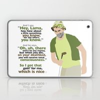 Carl Spackler And The La… Laptop & iPad Skin