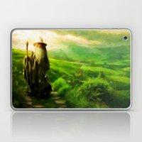 Gandalf's Return - Paint… Laptop & iPad Skin