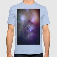 NeBula Mens Fitted Tee Athletic Blue SMALL