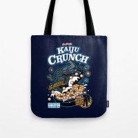 Kaiju Crunch Tote Bag