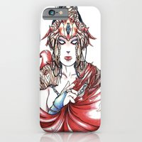 iPhone & iPod Case featuring Cancer by Lindsay Tebeck