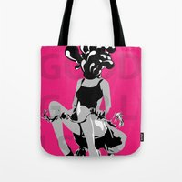 Every Good Girl Is A Ins… Tote Bag