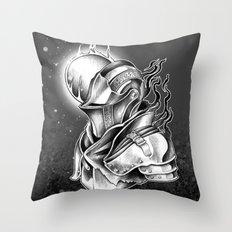 Dark Souls Knight Throw Pillow
