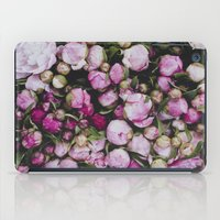 Peonies iPad Case