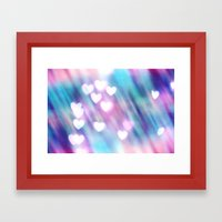 Your Love Is Sweet Like … Framed Art Print