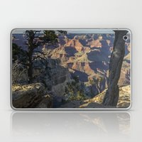 The Grand Canyon and Trees. Laptop & iPad Skin