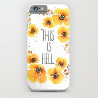 This is Hell iPhone 6 Slim Case
