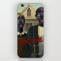 They Live (1988) iPhone & iPod Skin