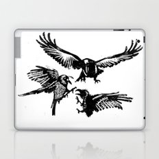 Crow Parliament Laptop & iPad Skin