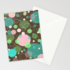 Polka Dot Party Stationery Cards