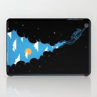 Skydiver iPad Case