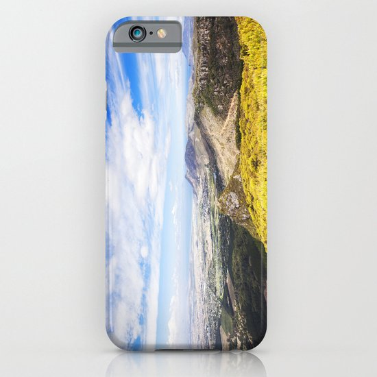 View of Silvermine and False Bay iPhone & iPod Case