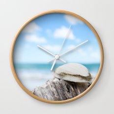 Sally Sold Sea Shells Wall Clock