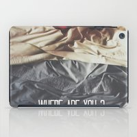 Where are you? iPad Case