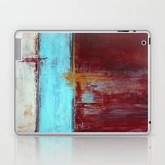 Commandment - Textured Abstract Painting Laptop & iPad Skin