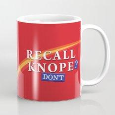 Recall Knope Mug