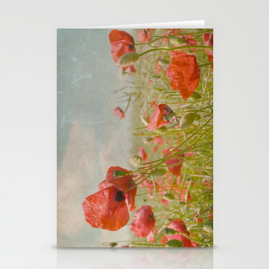 memories of summer I Stationery Card