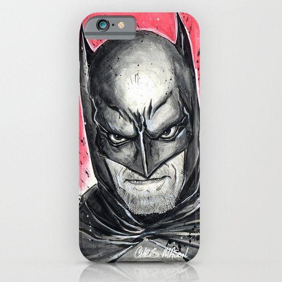 I AM THE NIGHT iPhone & iPod Case