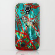 Abstract 77 Galaxy S4 Slim Case