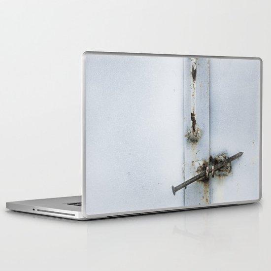 closed#02 Laptop & iPad Skin