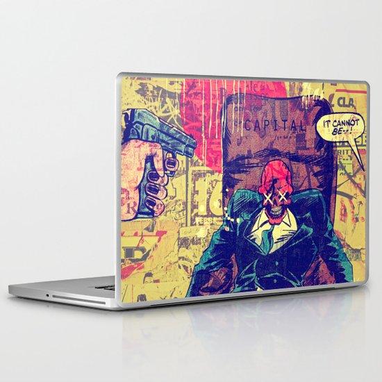 It Cannot Be! Laptop & iPad Skin