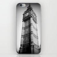 Ben Looms In Black And W… iPhone & iPod Skin