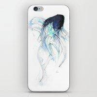 Ghost Fish iPhone & iPod Skin