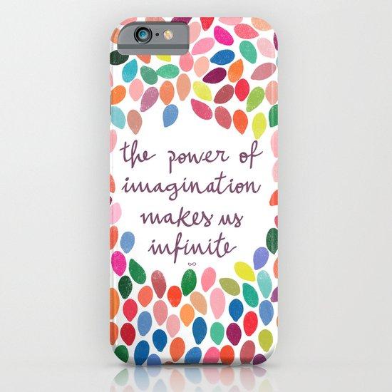 Imagination by Anna Carol & Garima Dhawan iPhone & iPod Case