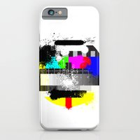 iPhone & iPod Case featuring TV Trash by Les Hameçons Cibles