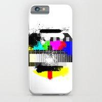 TV Trash iPhone 6 Slim Case