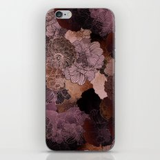 FLORAL FUN iPhone & iPod Skin