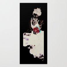 Encre (Ink) Art Print