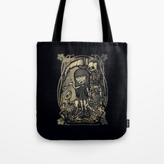In The Darkness Tote Bag