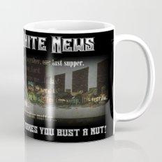 The Black & White Last Supper Mug
