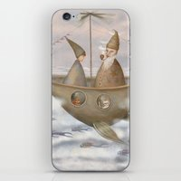 A Mystical Voyage iPhone & iPod Skin