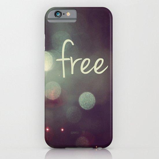 free II iPhone & iPod Case
